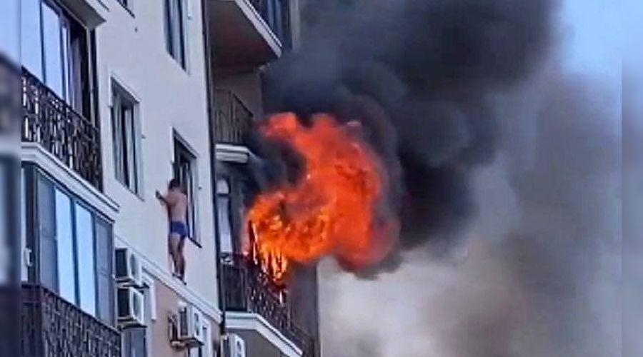 ©Скриншот видео из телеграм-канала «Анапское Черноморье», http://t.me/anapanovosti