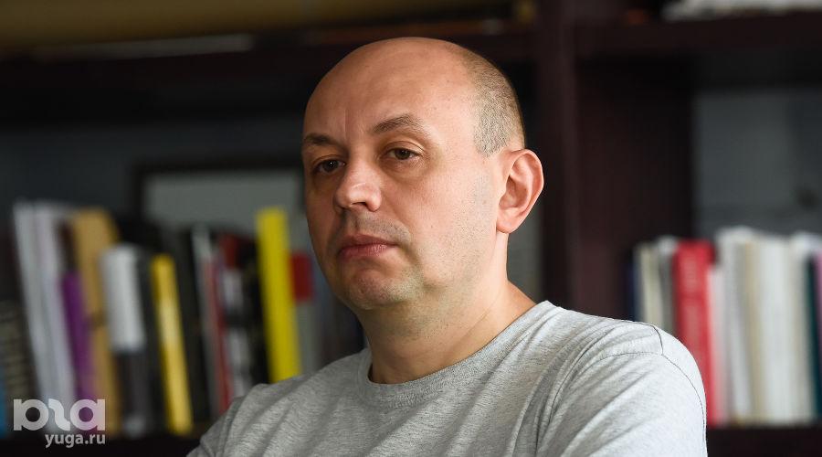 Сергей Смирнов ©Елена Синеок, ЮГА.ру