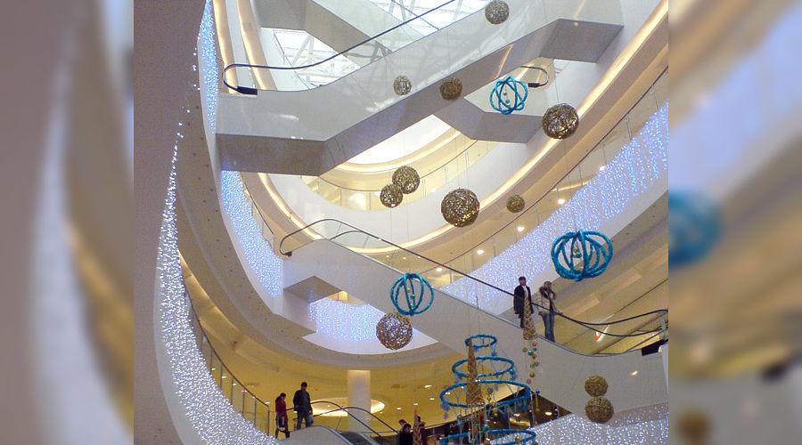 эскалатор ©Фото Юга.ру