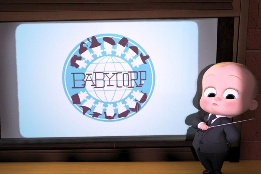 Мультфильм «Босс-молокосос» возглавил русский прокат по результатам выходных