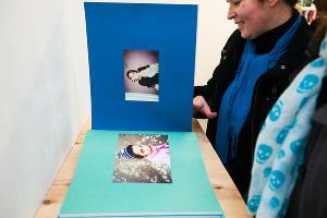 В краснодарском КЦ «Типография» открылась фотовыставка «(Не)случайное» ©Фото Елены Синеок, Юга.ру