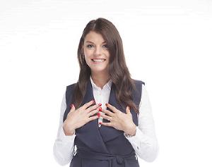 Татьяна Анишкевич, сотрудник компании— партнера «ТелетрейдБел»