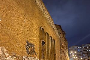 Долгострой возле школы № 89 в Юбилейном микрорайоне Краснодара ©Фото Валерии Дульской