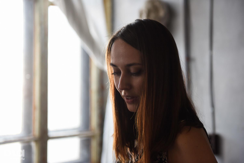 Людмила Баронина ©Фото Елены Синеок, Юга.ру
