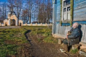 Татьяна Чипига «Тропинка к храму» ©Фото предоставлено фотоклубом «Лагонаки»