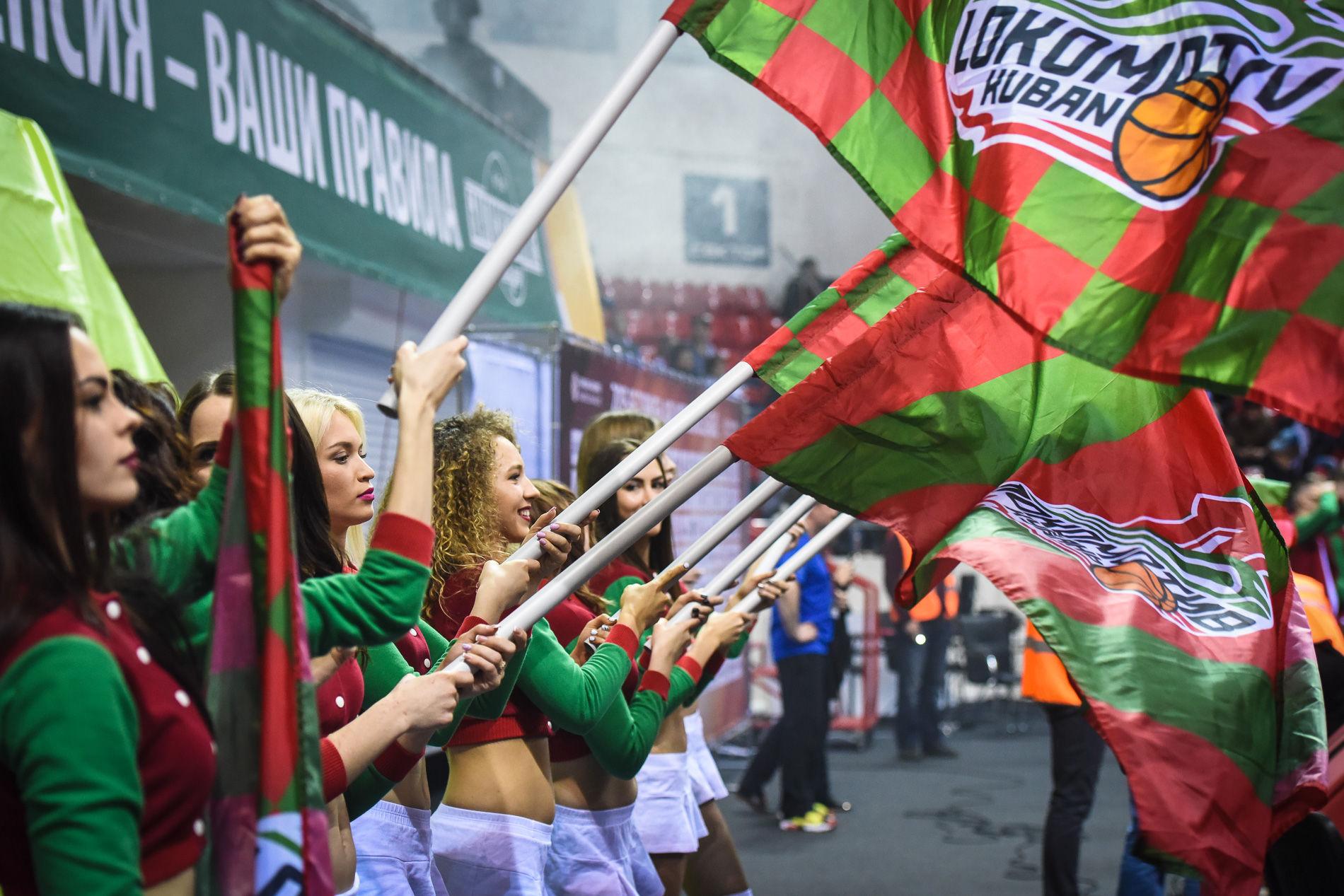 ПБК «Локомотив-Кубань» оштрафовали на895 тыс. руб.