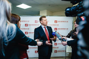 Сергей Иванов ©Фото пресс-службы СИК «Девелопмент-Юг»