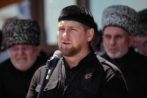 Рамзан Кадыров ©Фото Мусы Садулаева, Юга.ру