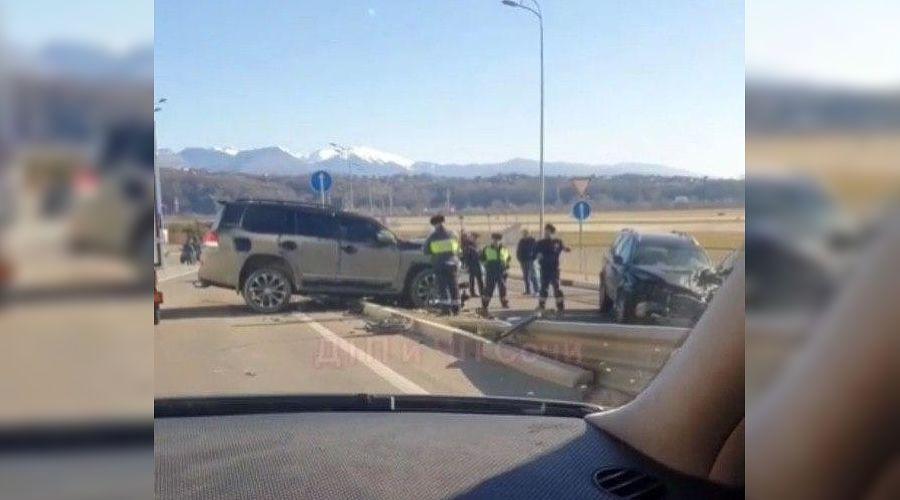 ©Скриншот из видео vk.com/dtpsochi