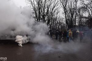 Несанкционированная акция сторонников Алексея Навального. Краснодар, 26 марта ©Фото Юга.ру