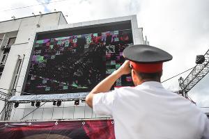 Парад в честь Дня Победы в Краснодаре ©Фото Елены Синеок, Юга.ру