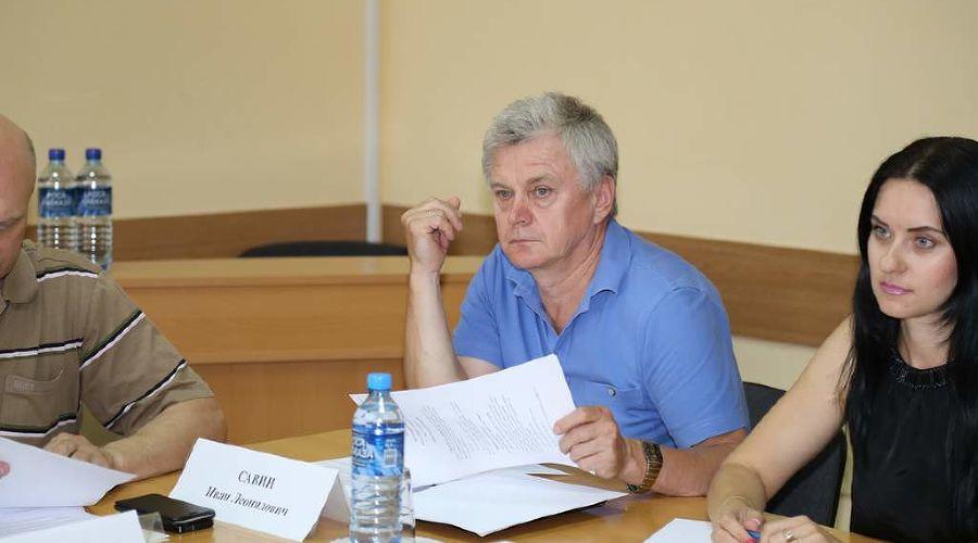 Иван Савин ©Фото пресс-службы Сочинского горсобрания