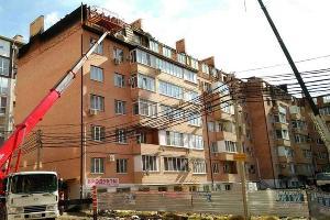 Дом на Прокофьева, 3 ©Фото пресс-службы администрации Краснодара