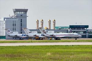 Аэропорт Грозного ©Фото пресс-службы главы и правительства Чеченской Республики