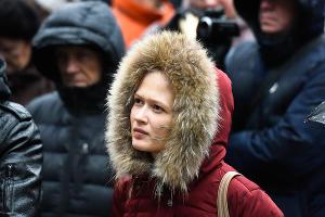 Митинг против внесения изменений в генплан Краснодара ©Елена Синеок, Юга.ру