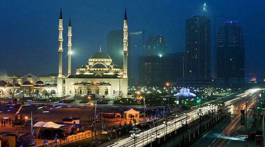 Чечня, Грозный ©Фото Юга.ру