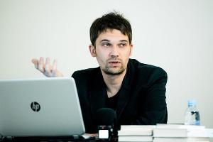 Валентин Дьяконов ©Фото предоставлено ЦСИ «Типография»