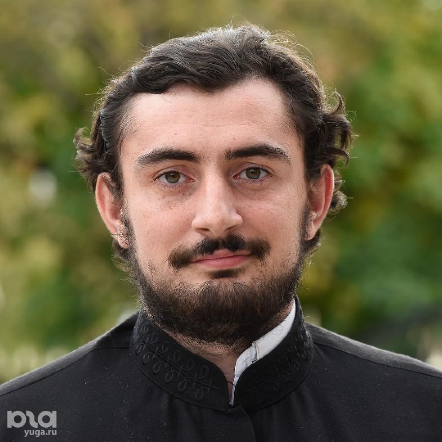 Дьякон Никита Коржов