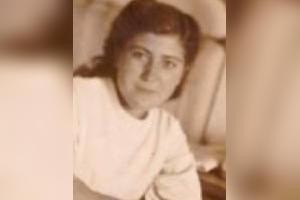 Кушнировва Нина Григорьевна ©Фото из семейного архива