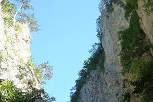 Большой каньон Крыма ©Фото с сайта wikimedia.org