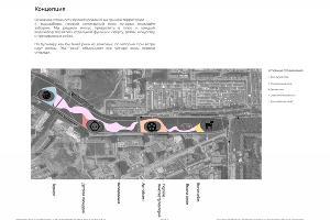 Проект Николаевского бульвара в Краснодаре ©Графика пресс-службы администрации Краснодара