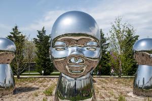Внутренний ребенокСкульптура «Внутренний ребенок» в парке «Краснодар» ©Фото Дмитрия Пославского, Юга.ру