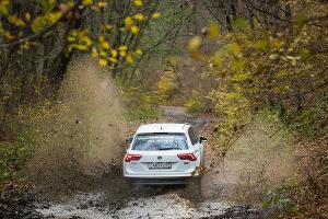 Лучше один раз увидеть, чем сто раз услышать. Испытываем VW Tiguan ©Фото Елены Синеок, Юга.ру
