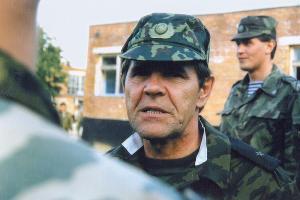 Алексей Булдаков ©Кадр из фильма «Блокпост» (реж. Александр Рогожкин, 1998)
