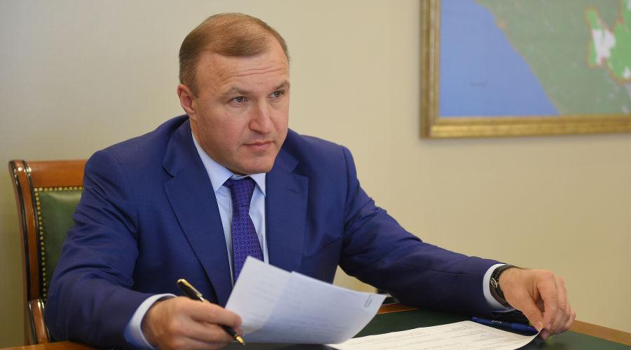 Марат Кумпилов ©Фото пресс-службы главы Адыгеи