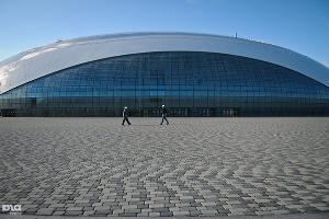 """Ледовый дворец """"Большой"""" ©Елена Синеок, ЮГА.ру"""
