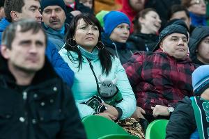 «Краснодар» потерпел разгромное поражение от «Спартака» ©Фото Елены Синеок, Юга.ру