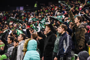 «Краснодар» проиграл «Реалу» по пенальти в матче Юношеской лиги УЕФА ©Фото Елены Синеок, Юга.ру