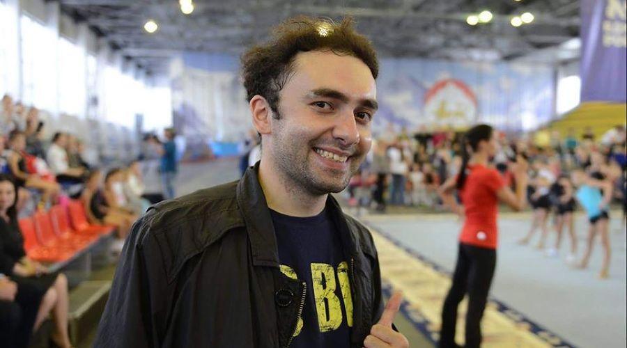 Дэвид Мамедов ©Фото с сайта Союза журналистов России