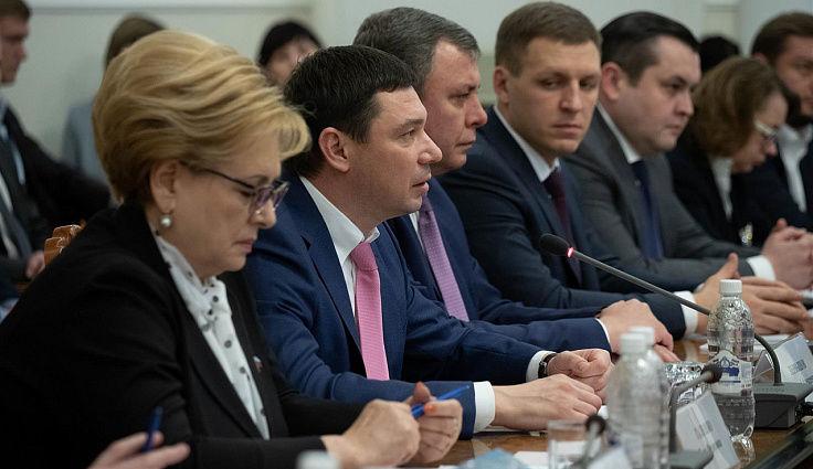 В ЗСК обсудили исполнение резолюции о развитии Краснодара мэрией города