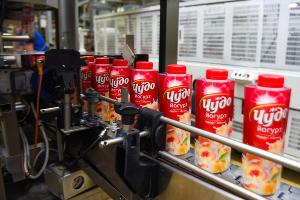 Цех производства питьевых йогуртов ©Елена Синеок, Юга.ру