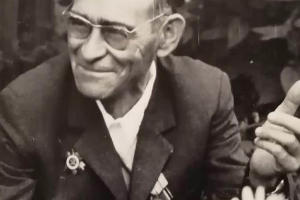 Сандул Вениамин Кондратьевич ©Фото из семейного архива