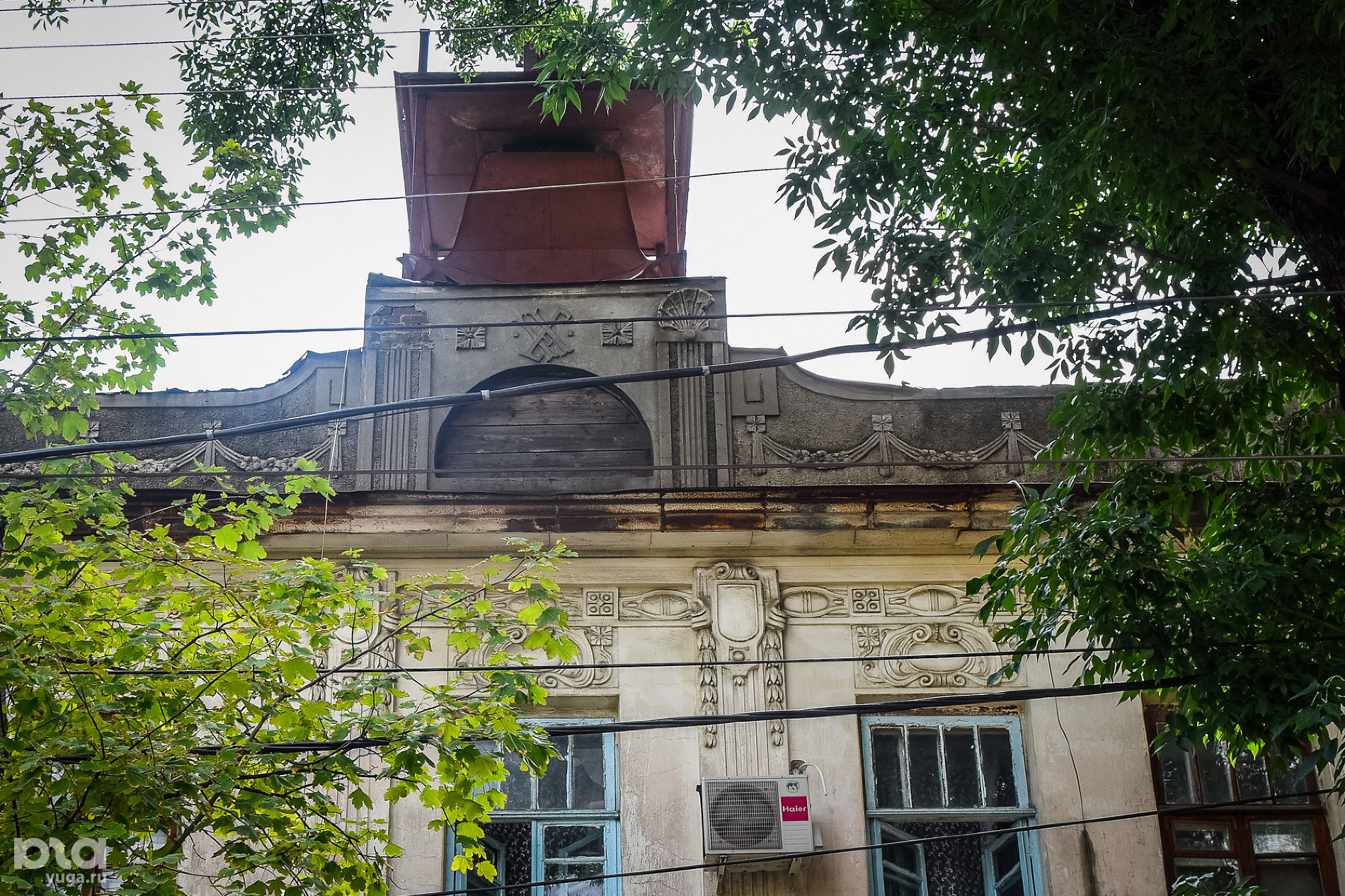 Коммунаров, 140. Дом жилой, начало XX в. ©Фото Елены Синеок, Юга.ру