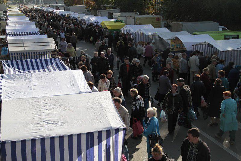 В Краснодаре выпустили рекомендации по внешнему виду торговых палаток