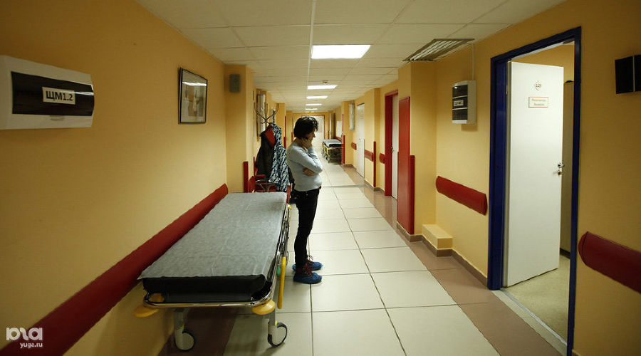 Олимпийская больница в Красной Поляне ©Фото Влада Александрова, Юга.ру