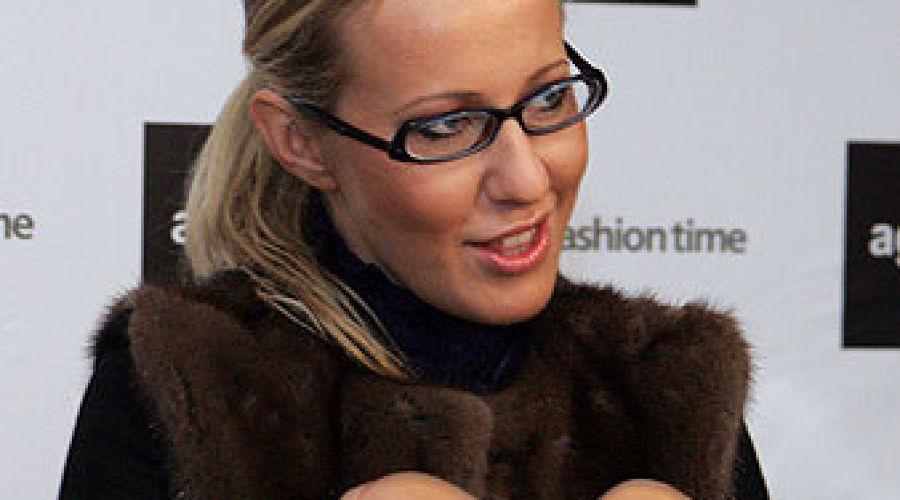 Ксения Собчак в Краснодаре. Модные вечеринки Fashion Time ©Фото Юга.ру