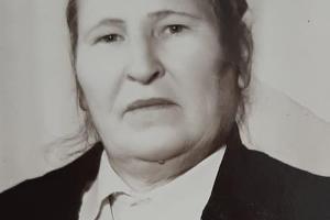 Шарова Валентина Ивановна ©Фото из семейного архива