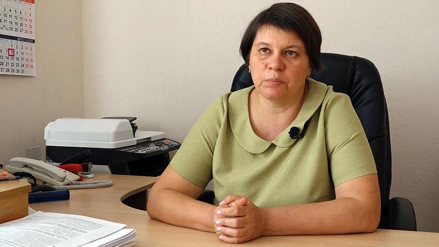 Екатерина Емельчугова ©Кадр из видео канала «Первый Брюховецкий», youtube.com