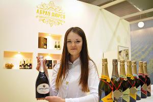 """16-я Международная выставка """"Винорус.Винотех"""" ©Елена Синеок, ЮГА.ру"""