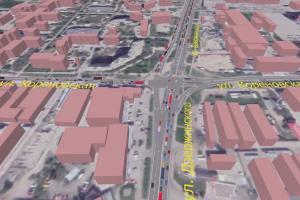©Графика из видео пресс-службы администрации Краснодара