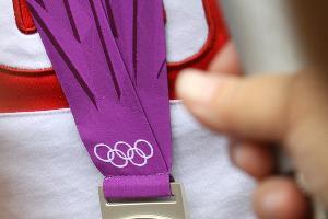 Серебряный призер Олимпиады-2012 Александр Иванов вернулся в Краснодар ©Евгений Смирнов, ЮГА.ру