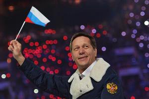 Церемония открытия XXII зимних Олимпийских игр. Александр Жуков ©РИА Новости