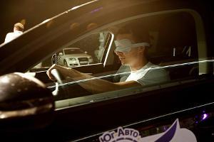 """Штурманское ралли Volkswagen 2013 """"На крыльях ночи"""" ©Фото Юга.ру"""