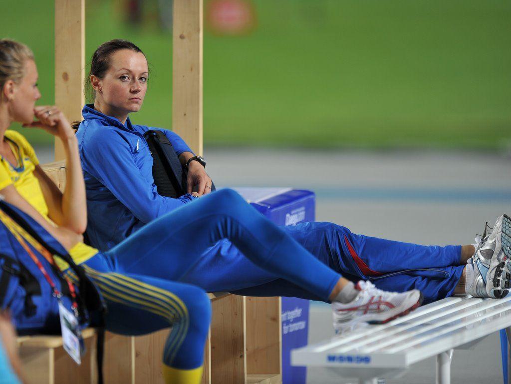 Волгоградка Елена Слесаренко уличена вупотреблении допинга