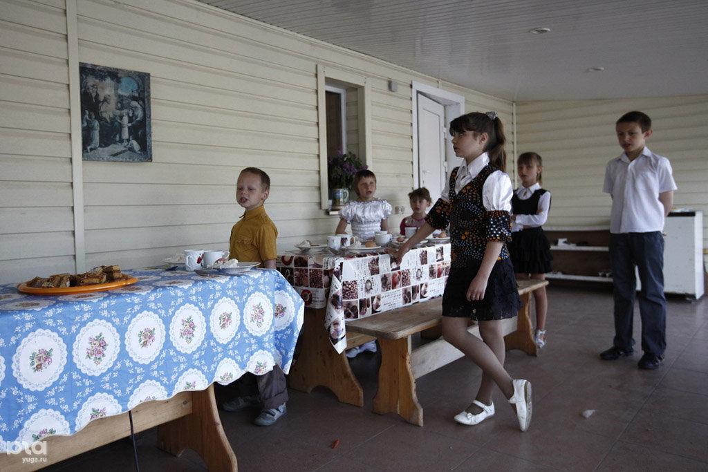 детскоий приют при церкви в ростовской области чтобы нарисовал схемку