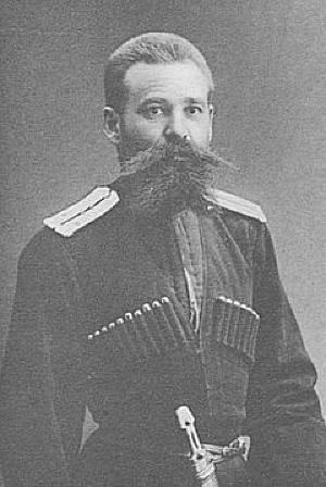 Кондрат Лукич Бардиж (1868—1918), комиссар Временного правительства наКубани